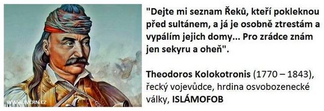 Propagandistická grafika z webu IVCRN.cz. Docela hezký příklad nenávistné rétoriky. Alternativní typografii nechávám beze změny.